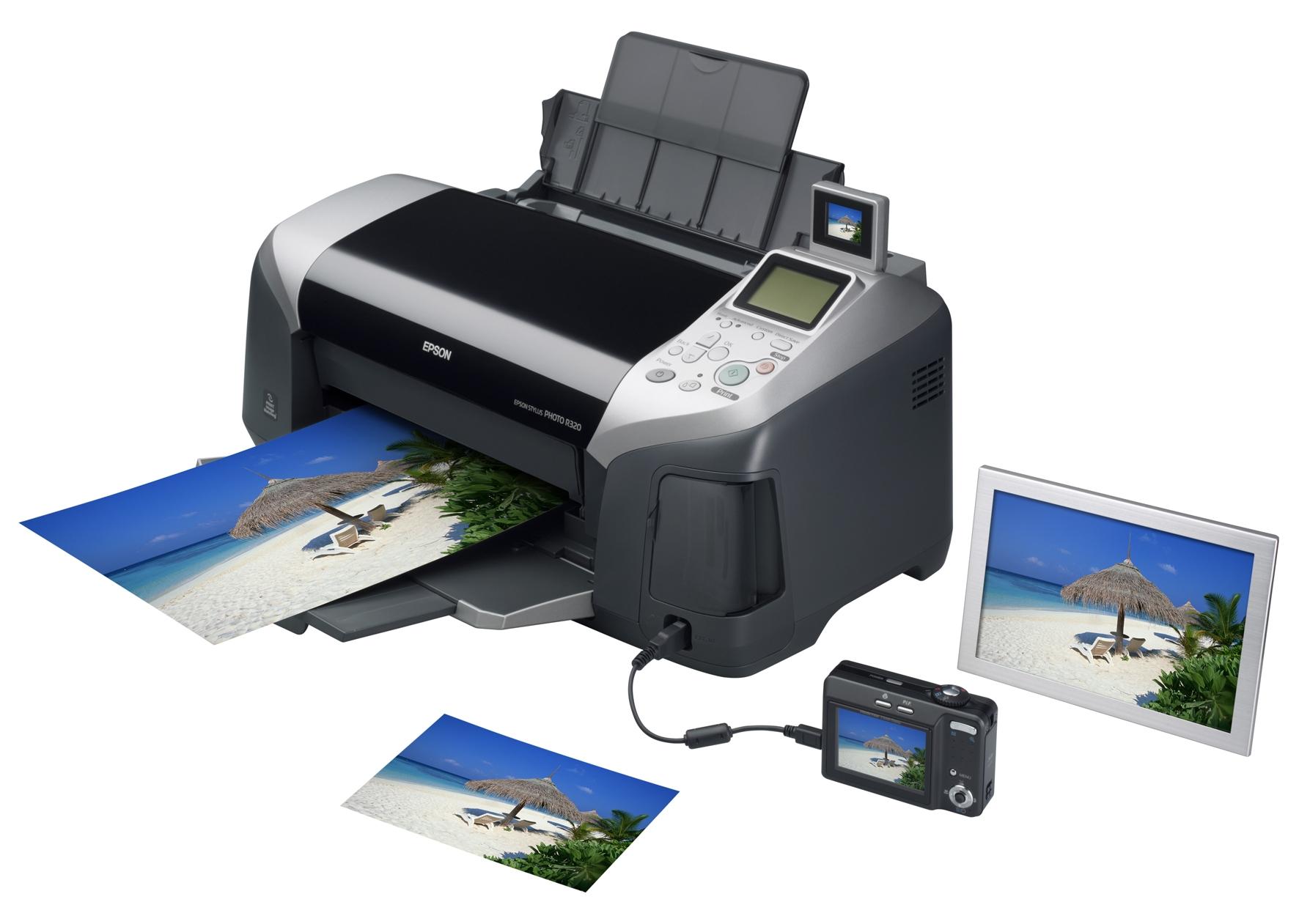 EPSON STYLUS PHOTO R260 PRINTER BASICS MANUAL Pdf Download Epson 300 photo printer